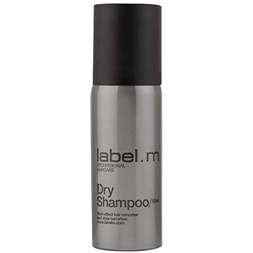 Label M Mini Brunette Dry Shampoo Trockenshampoo, 50 ml