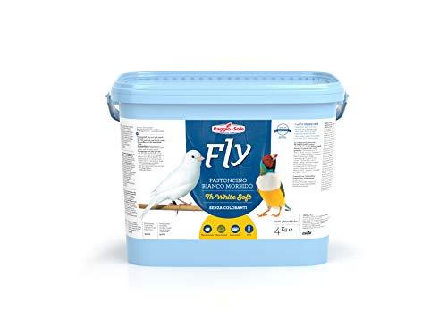 Raggio di Sole Fly Pastoncino TH White Soft per canarini, esotici