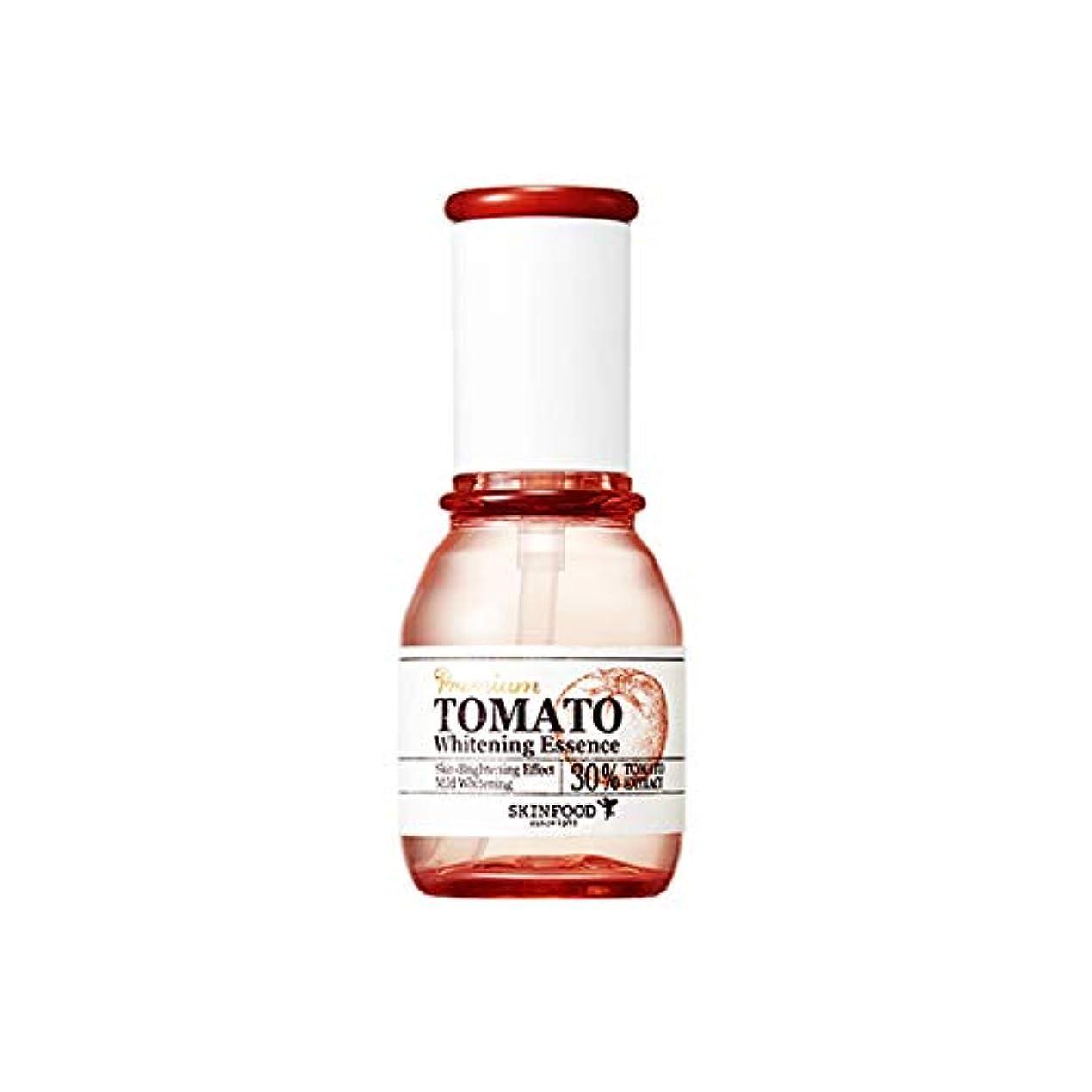 カセット回転させるカプセルSkinfood プレミアムトマトホワイトニングエッセンス(美白効果) / Premium Tomato Whitening Essence (Skin-Brightening Effect)50ml [並行輸入品]