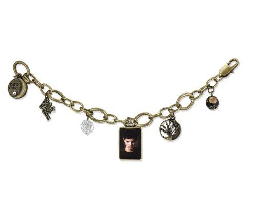 Twilight New Moon 'Jacob' Chunky Charm Bracelet