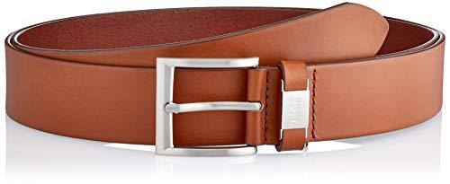BOSS Connio Cinturón, Medium Brown210, 80 cm para Hombre