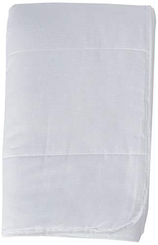 Protetor para Colchao Percal, Papi Textil, Branco, 1.30mx70cm