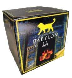 Carbón Babylon 1KG ((26X26X26)