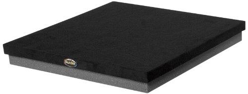 "Auralex Acoustics SubDude-II Subwoofer Acoustic Isolation Platform, 1.75"" x 15"" x 15"", v2"