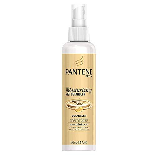 Pantene Pro-V Moisture Mist capelli Detangler Luce condizionata 8,5 once (confezione da 5)