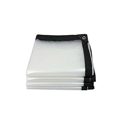 Dall bâche Bâche Épais Transparent Balcon Plante Étanche À La Pluie Tissu Imperméable Plastique Décoration D'intérieur Tissu en Plastique Anti-poussière Multi-Taille en Optionn