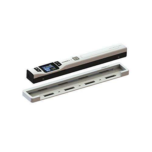 THINKMIC Scanner Portable, Alimentation mécanique, Scan Automatique, HD, Balayage à Grande Vitesse.