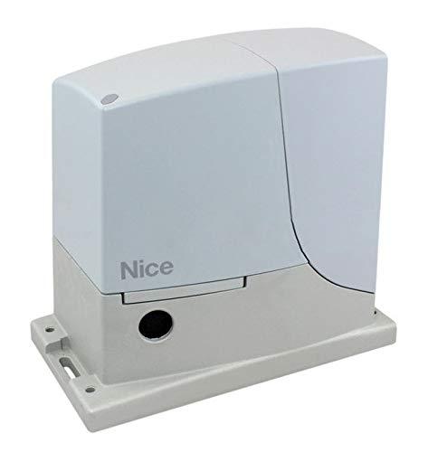 Nice Rox 600 motor para correderas de hasta 600 kg con central y receptor integrado