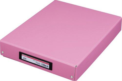 キングジム 道具箱 デスクトレー BF A4 ピンク 4008BFヒン
