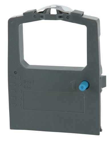 Porelon 11507 Okidata Microline 182/192 Nylon Printer Ribbon with Re-Inker, 1-Pack
