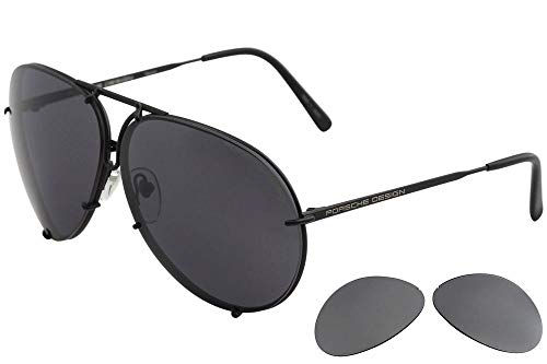 Porsche Design Sonnenbrille (P8478 D-grey 69)