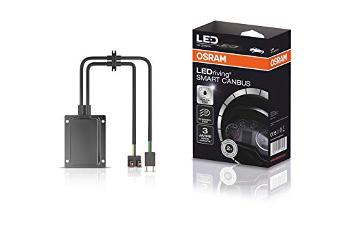 Preisvergleich Produktbild OSRAM LEDriving SMART CANBUS,  LEDSC01,  umgeht das Lampenausfallerkennungssystem Retrofit Lampen wie Night Breaker H7-LED