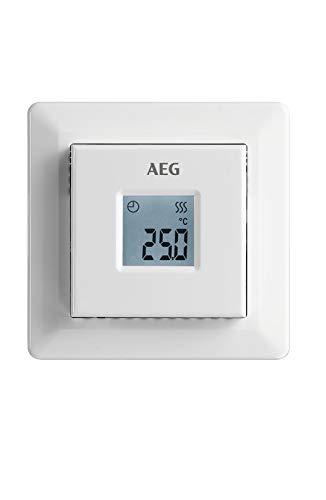AEG FTE 900 D Digital - Termostato para Suelo y habitación