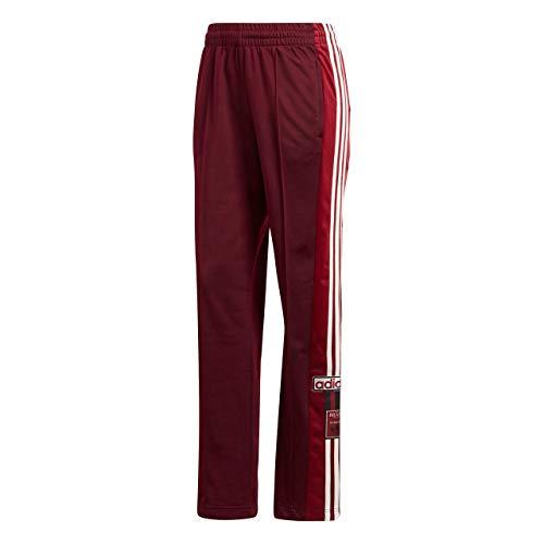 adidas Adibreak Pantalón, Mujer, Rojo (Granat), 44