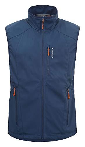 Icepeak Lauri softshell vest voor heren