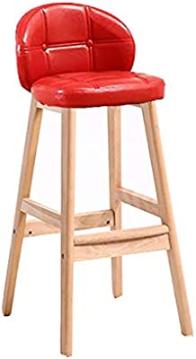 Astounding Amazon Com Armen Living Martini Stationary Leather Barstool Dailytribune Chair Design For Home Dailytribuneorg