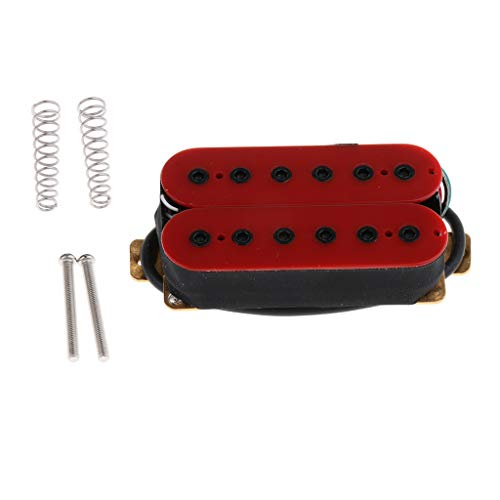 For Sale! Almencla Pickup For LP Electric Guitar – Red
