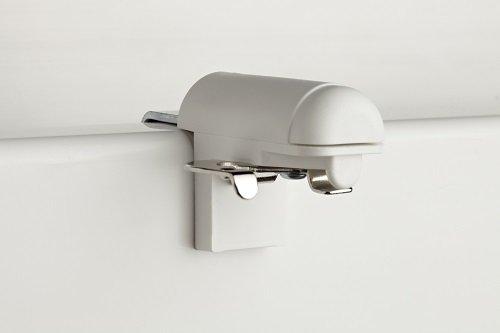 cg-sonnenschutz Klemmträger Nr. 12 Blindfix Klemmträger für 25x25mm Kopfleiste Aluminium Jalousien (6 Stück)