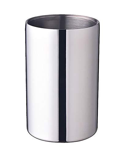 VIEAURA ワインクーラー ステンレス 二重構造 アイスバケット シャンパンクーラー ボトルクーラー 冷却