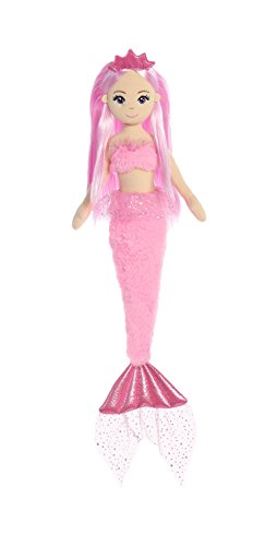 Aurora - Sea Sparkles - 18' Ice Shimmers Pink