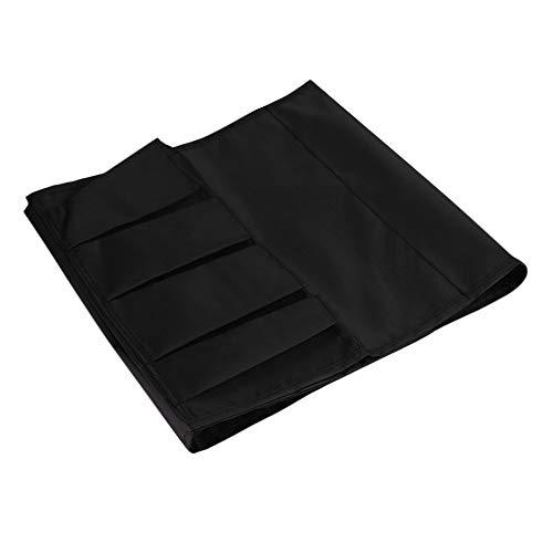 Bolsa De Almacenamiento Portátil Plegable Bolsa Sofá Lateral TV Control Remoto Organizador Titular Herramientas para El Hogar Estuches Colgantes Basket-Black Bag, China