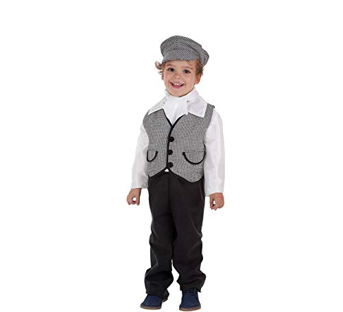 LLOPIS - Disfraz Infantil chulapo Chaleco t-4