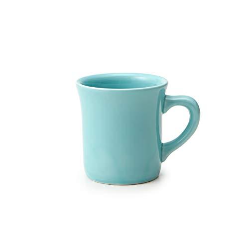 TAMAKI マグカップ コージー ブルー 直径11.7×奥行8.7×高さ9.2cm 300ml 電子レンジ・食洗機対応 日本製 T-893333