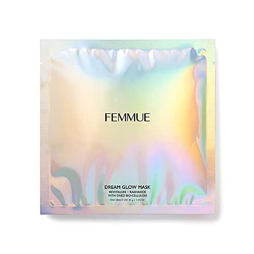 FEMMUE(ファミュ)ドリームグロウマスクRR[透明感・キメ]30mL×6枚入ネロリ(RR)[透明感・キメ]日本正規品シート30グラム(x6)