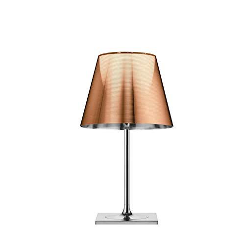 Lámpara de sobremesa, colección KTribe, versión Table 2, 150W, 39,5 x 39,5 x 69 centímetros, color bronce (referencia: F6303046)