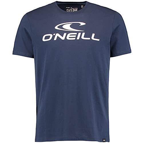 O'Neill Herren T-Shirt Tees, Blau (Ink Blue), L