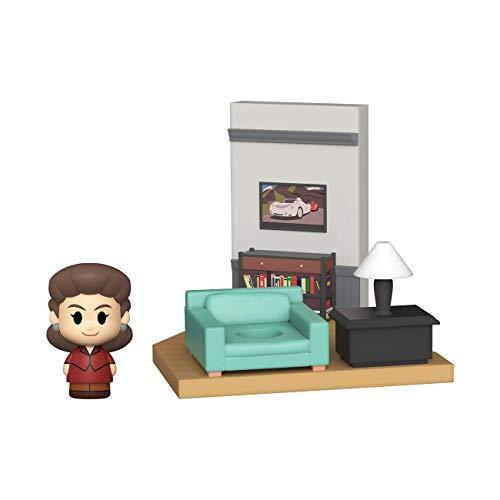 Funko Mini Moments: Seinfeld-Elaine with Chase Diorama, Multicolor (56544)