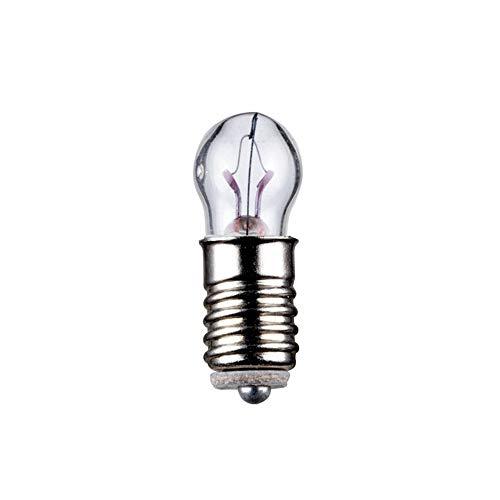 Wentronic L-5502 IVP Kleinste lampen Sokkel, Karton, Transparant, 1-pack