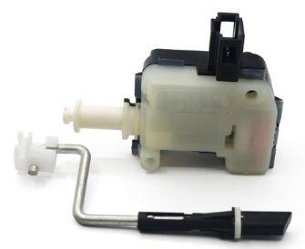 FEILIDAPARTS Couvercle de remplissage de réservoir de carburant/actionneur de verrouillage de porte compatible avec Volkswagen Vw Golf Mk5 Mk6 Touran Passat B5 Skoda Octavia