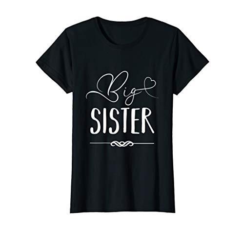 Big Sister - Große Schwester T-Shirt