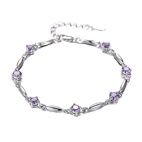 Cadeaux d'anniversaire beau bracelet réglable de mode #37