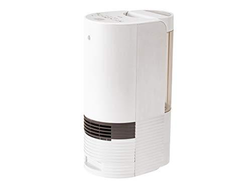 コイズミ セラミックファンヒーター 加湿機能付き ホワイト KPH-1291/W