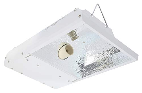 Sun System HGC906298 Flower Power 315 Watt Grow Light 120/240 Volt-ETL Listed for LEC Or Ceramic Metal Halide (CMH) Fixture Only No Lamp, White