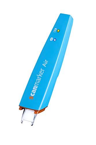Escáner Marker Air–Bluetooth de lápiz Incluye OCR, transmisión de texto y voz Reproducción