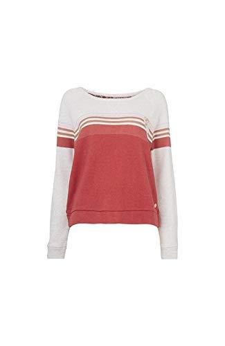 O'NEILL LW Heather Crew Sweat-Shirt à Manches Longues pour Femme Multicolore Taille M
