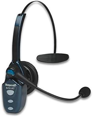 VXi BlueParrott 202720 B250-XT 89 Percent Noise Canceling Bluetooth Headset (Renewed)