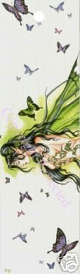 NENE THOMAS IVY FAIRY FAERY FANTASY ART BOOKMARK