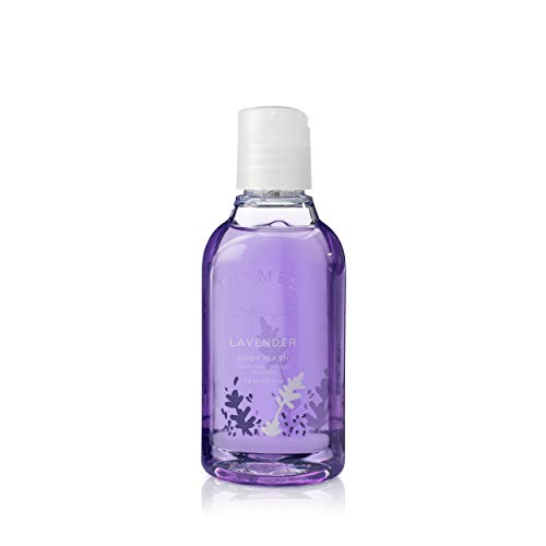Thymes Petite Body Wash - 2.5 Fl Oz - Lavender