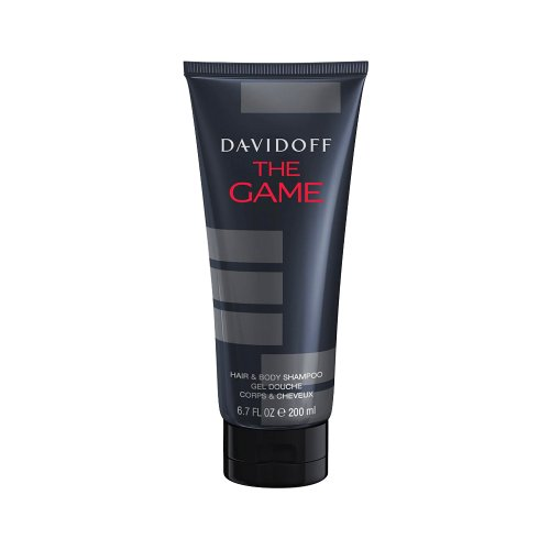 Davidoff The Game Homme/ Men Shower Gel, per stuk verpakt (1 x 150 ml)