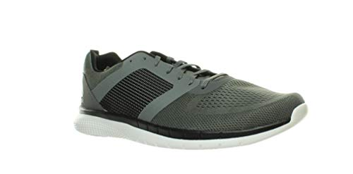 Reebok Mens Prime Time 2.0 Gray Running Shoes Size 14