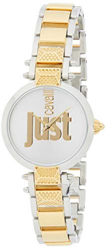Just Cavalli Just Mio Uhr JC1L076M0105 - Damen Edelstahl Quarz Analog