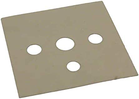 THERM PAD 31.75MMX31.75MM Max service 69% OFF Pack of 100