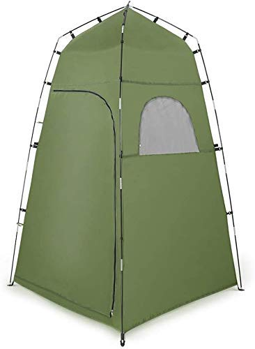 CHHD Privacy Tent for Portable Toilet Shower Privacy Toilet Tent Beach Portable Changing Dressing Camping Pop Up tents Room Sun Sunshade Easy Set Up