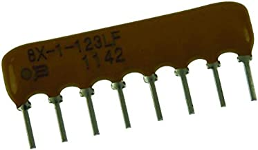 100 pieces Resistor Networks /& Arrays 5pins 680ohms Bussed