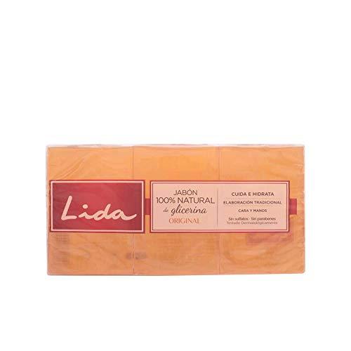 Lida - Jabón pastilla glicerina