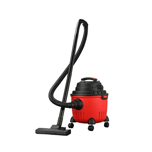 Aspiradora de uso en seco y en húmedo 15L 1200W 3 en 1 Multifunción Húmeda / Seca / Sopladora potente Aspiradora de filtración Adecuada para el hogar, la oficina, el cuidado de mascotas y la limpieza